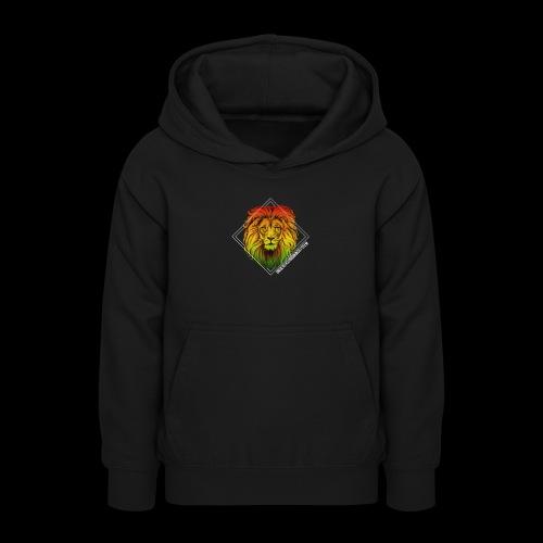 LION HEAD - UNDERGROUNDSOUNDSYSTEM - Teenager Hoodie