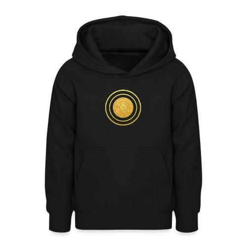 Glückssymbol Sonne - positive Schwingung - Spirale - Teenager Hoodie