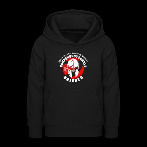 Kampfkunstschule Baierer Kollektion 2021 - Teenager Hoodie