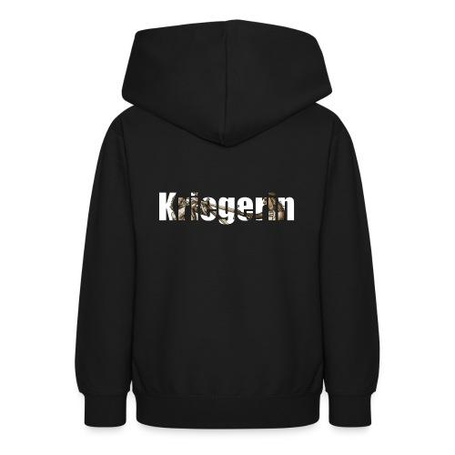 kriegerin - Teenager Hoodie