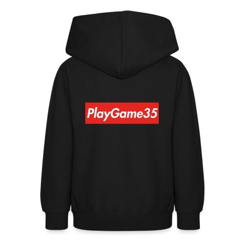 PlayGame35 - Felpa con cappuccio per teenager