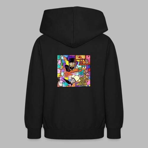 Vunky Vresh Vantastic - Teenager hoodie