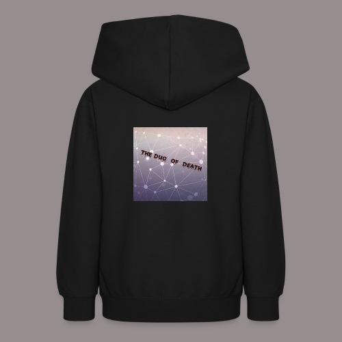The duo of death logo - Teenager hoodie