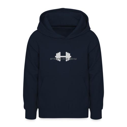 sasdumbell3 png - Teenager hoodie