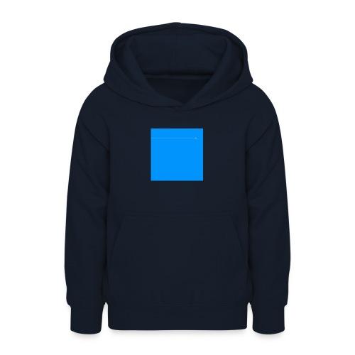 sklyline blue version - Sweat à capuche Ado