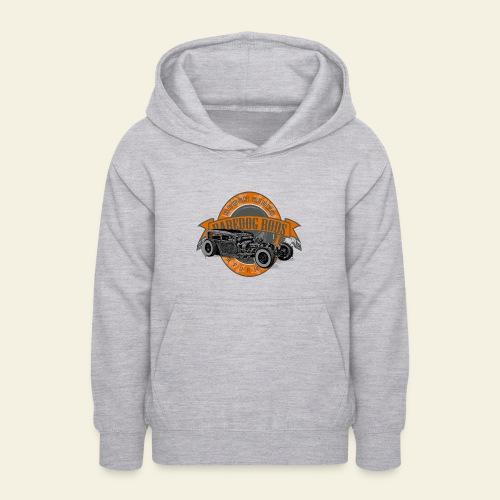 Raredog Rods Logo - Teeneager hoodie