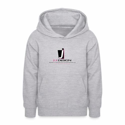 LOGO_J-J_DESIGN_FULL_for_ - Teeneager hoodie