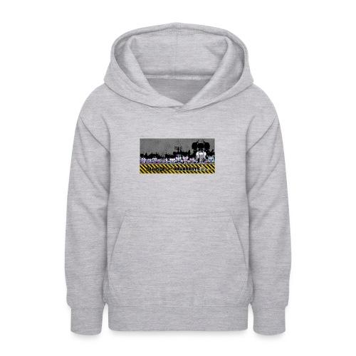 #MarchOfRobots ! LineUp Nr 2 - Teeneager hoodie