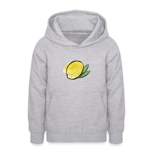 Lemon Heart Dark - Nuorten huppari