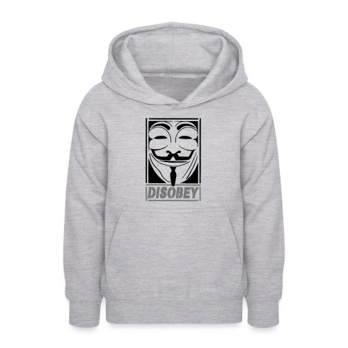 disobey - Teeneager hoodie