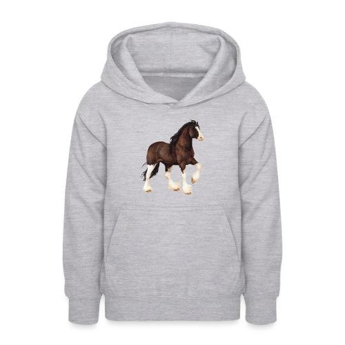 Shire Horse - Teenager Hoodie
