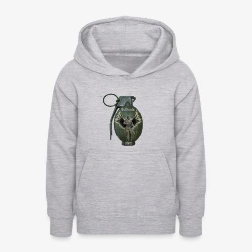 grenadearma3 png - Teen Hoodie
