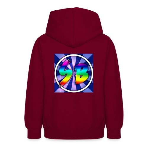 ScooterBros On Yt This Is Our Merch - Teen Hoodie
