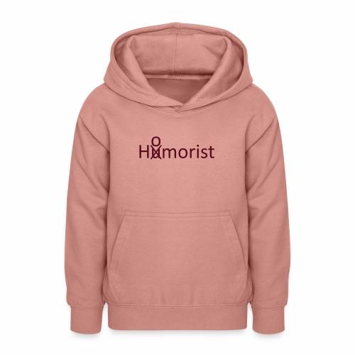 HuOmorist - Teenager Hoodie