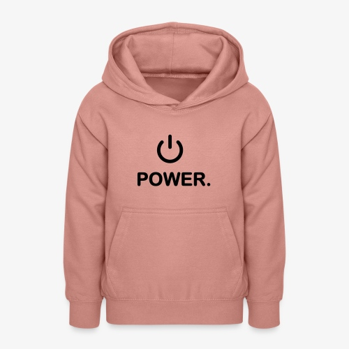 power - Sweat à capuche Ado