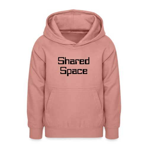 Shared Space - Teenager Hoodie