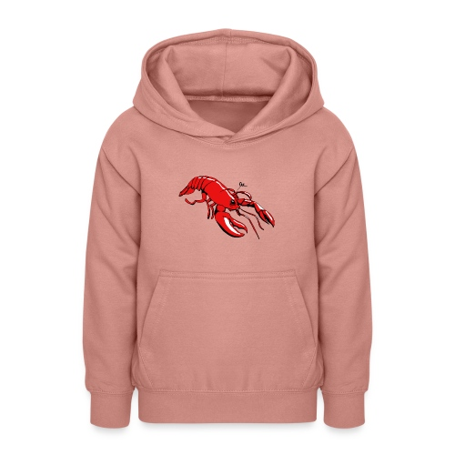 Lobster - Teen Hoodie