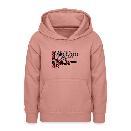 CYKLING - Teeneager hoodie