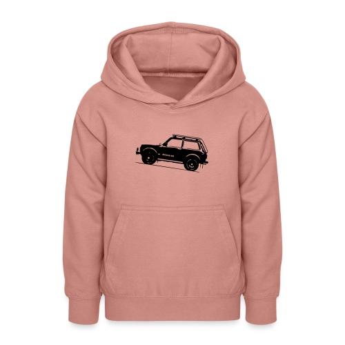 Lada Niva 2121 Russin 4x4 - Teenager Hoodie