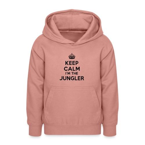 Keep calm I'm the Jungler - Sweat à capuche Ado