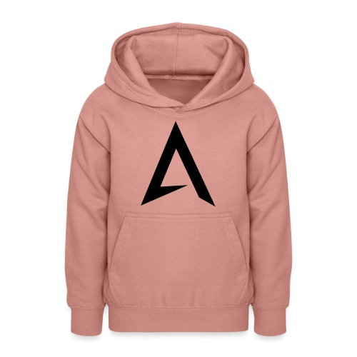 alpharock A logo - Teen Hoodie