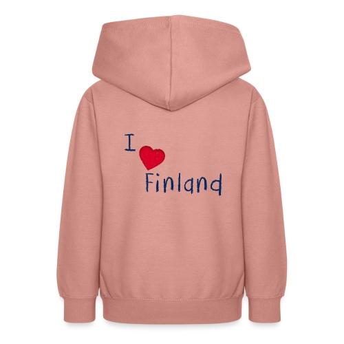 I Love Finland - Nuorten huppari