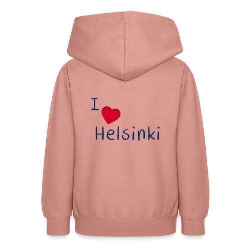 I Love Helsinki - Nuorten huppari