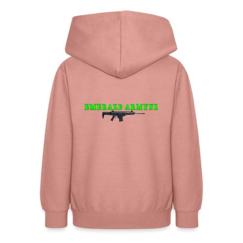 EMERALDARMYNL LETTERS! - Teenager hoodie