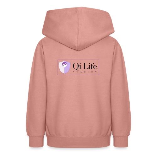 Qi Life Academy Promo Gear - Teen Hoodie