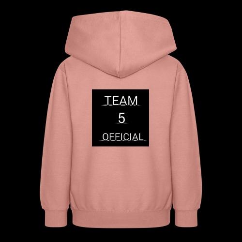 Team5 official 1st merchendise - Teen Hoodie