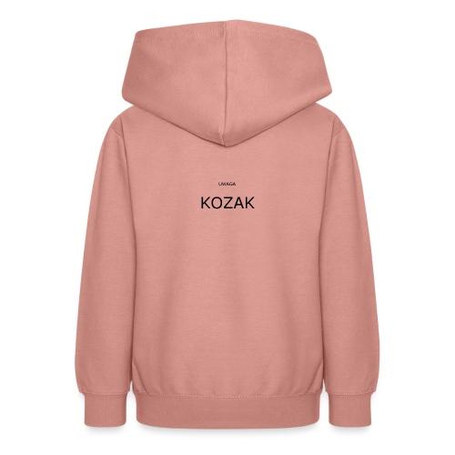 KOZAK - Młodzieżowa bluza z kapturem