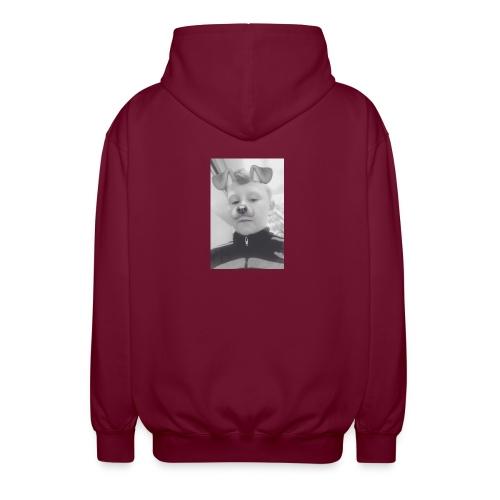 Streetwear - Unisex Hooded Jacket