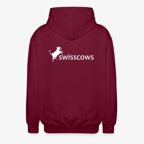 Swisscows - Logo - Unisex Kapuzenjacke