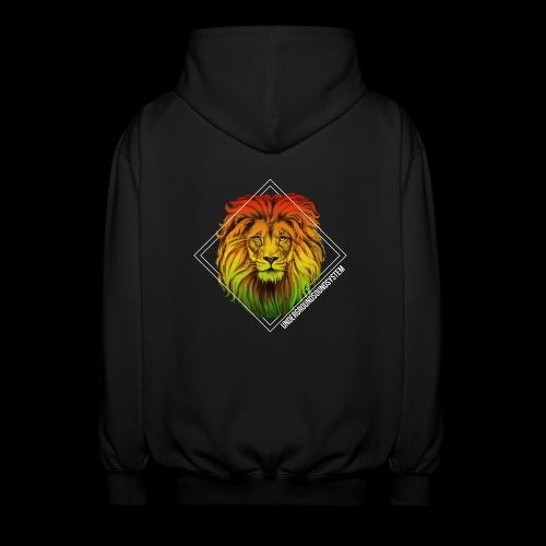 LION HEAD - UNDERGROUNDSOUNDSYSTEM - Unisex Kapuzenjacke