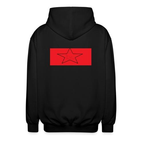bw enitals - Unisex Hooded Jacket