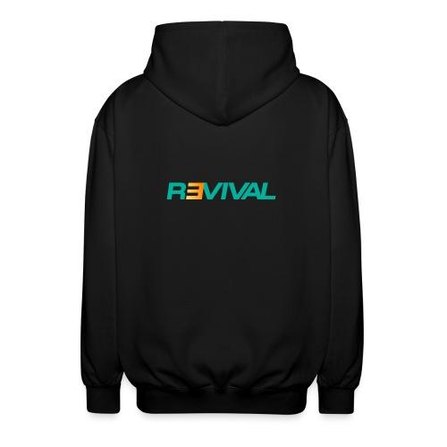 revival - Unisex Hooded Jacket