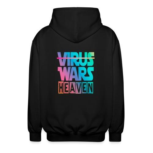 HEAVEN WARS - Veste à capuche unisexe