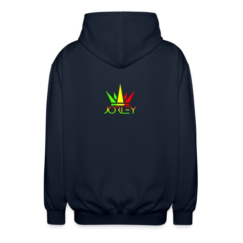 JorleYLogo4 - Veste à capuche unisexe