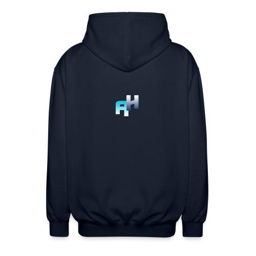 Logo-1 - Felpa unisex con cappuccio