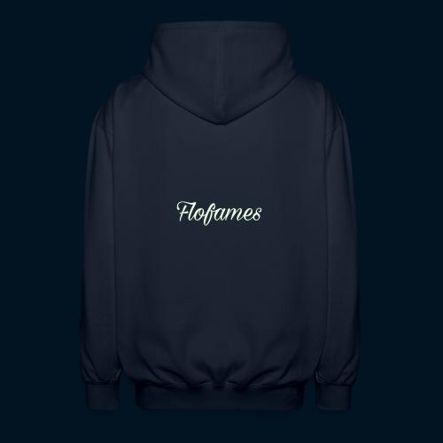 camicia di flofames - Felpa unisex con cappuccio
