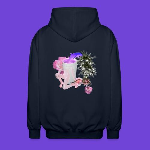 Purple Drank - Felpa unisex con cappuccio