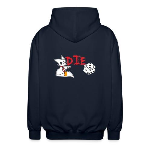 DIE - Unisex Hooded Jacket