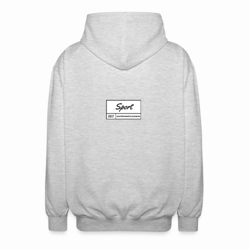 Schtephinie Evardson Sporting Wear - Unisex Hooded Jacket
