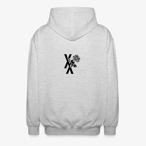 EST19XX ROSE - Uniseks hoodie