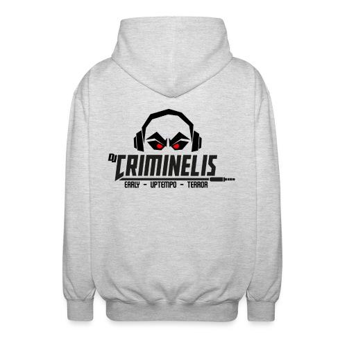 criminelis - Uniseks hoodie