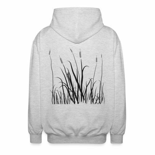 The grass is tall - Felpa unisex con cappuccio