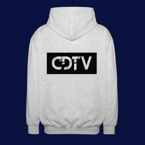 CDTV Box Logo - Unisex Hooded Jacket