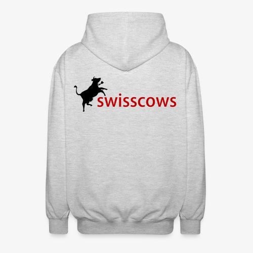 Swisscows - Unisex Kapuzenjacke