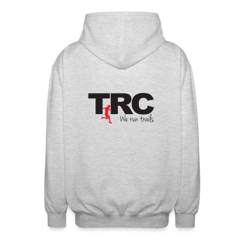 Trailman Running Club Cotton Shirts - Unisex hættejakke.