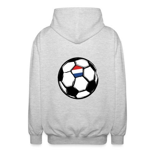 Voetbal, Nederland, Holland wk ek sport logo - Uniseks hoodie
